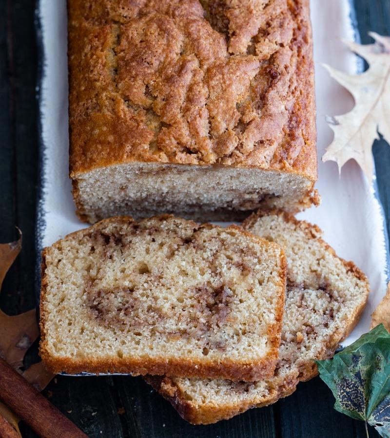 Хлеб с легкой завихрением и корицей — итальянский на моей кухне